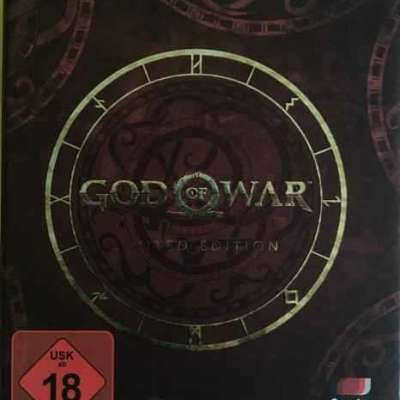God of War Limited Edition - [Playstation 4] Profile Picture